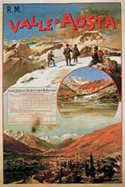Affiche n. 1 - Valle d'Aosta