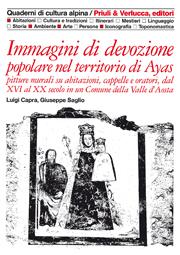 Immagini di devozione popolare nel territorio di Ayas