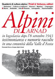 Alpini di Arnad in Iugoslavia dopo l'8 settembre 1943