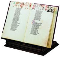 Dante Estense - Secolo XIV - Biblioteca Estense Modena