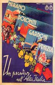 Affiche n. 10 - Un Paradiso nell'Alta Italia
