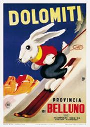 Affiche n. 12 - Provincia di Belluno
