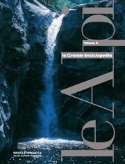 Le alpi. La Grande Enciclopedia - vol. 11