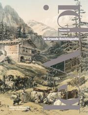 Le alpi. La Grande Enciclopedia - vol. 12